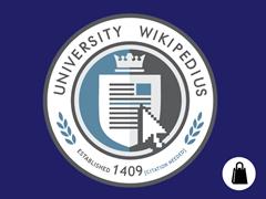 University Wikipedius Tote