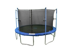 Upper Bounce 14' Trampoline w/ Enclosure