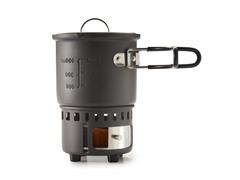 AGS Brands Bleuet Cookset & Fuel Combo
