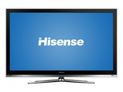 "Hisense 55"" 1080p 120Hz 3D LED Smart TV"