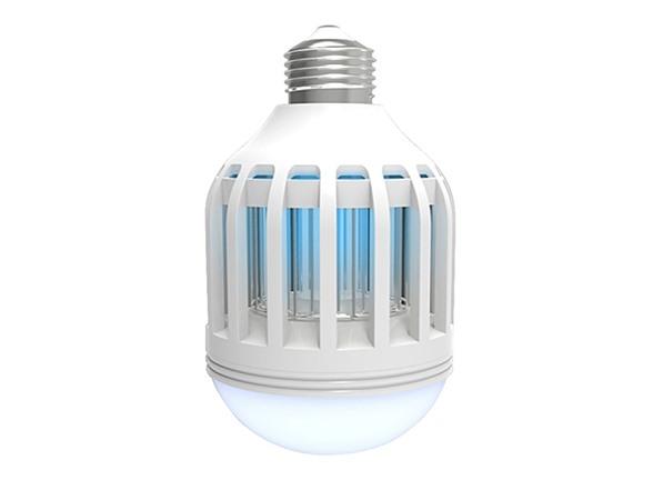 zapmaster 2 in 1 led lightbulb bug zapper 4 pack sellout woot. Black Bedroom Furniture Sets. Home Design Ideas