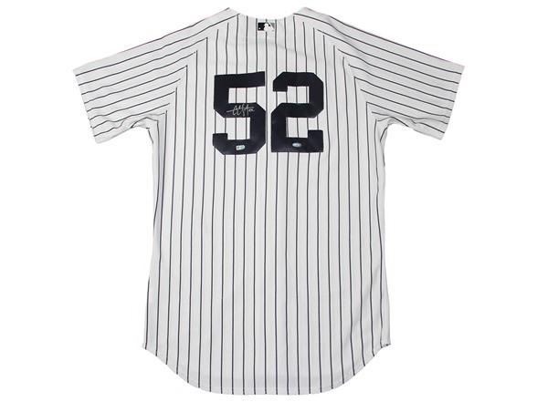 innovative design ea05a d3fda CC Sabathia Authentic Yankees Jersey