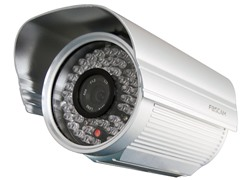 H.264 Power Over Ethernet IP Outdoor Cam