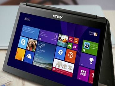Laptops & Convertibles from Asus