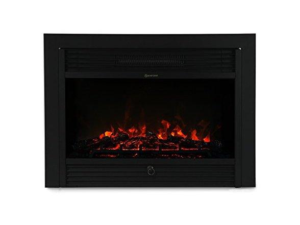 Electric Fireplace Insert Heater