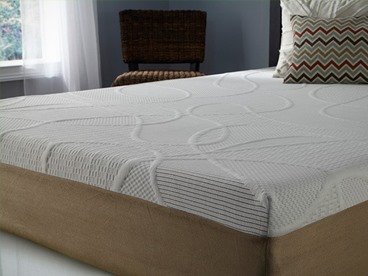 "Luxury Gel 10"" Gel Memory Foam Mattress"