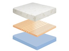 "Pure Form 910 Mattress 9"" wi/Bamboo Cover (5 Sizes)"