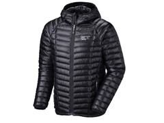 Mountain Hardwear Men's Ghost Whisperer Hooded Down Jacket, Large