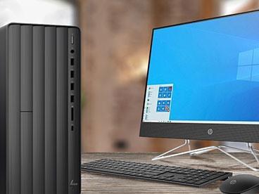 HP Refurbished Desktops
