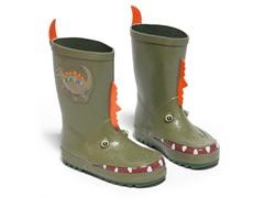 Dinosaur Rain Boots