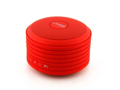 Sound Disc Bluetooth Speaker - Red