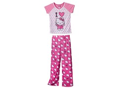 Hello Kitty 2pc Youth