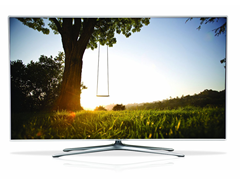 "Samsung 55"" 1080p LED Smart TV w/ Wi-Fi"