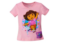 "Toddler Dora Tee ""iTalk"" (2T,4T)"
