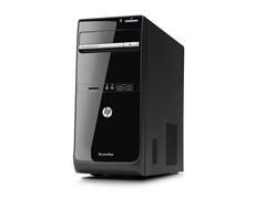HP Dual-Core Desktop with 1TB HD