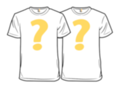 Random Printed Tee 2-Pack - Men's