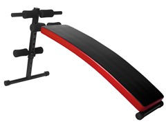 X-Mark Adjustable Ab Bench
