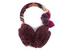 Boho Fur Earmuffs