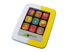Bilingual Touch Pad