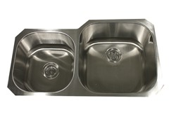 Nantucket Sinks NS3520-R-16 NS3520-R-16 Stainless Steel