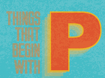 Derby Editor's Choice: Things That Begin With the Letter P