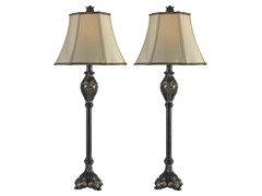 Oakton 2-Pack Buffet Lamp