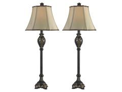 Oakton 2-Pack Buffet Lamp