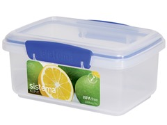 Rectangular Food Container - 4.23 Cups