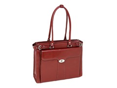 "Quincy 15.4"" Leather Ladies' Laptop Case"