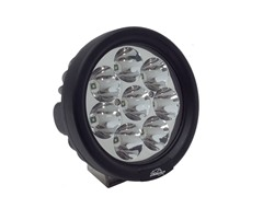 "Lazer Star 4"" 3W 8-LED Round Spot Light"