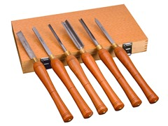 Craftsman 6-Piece Turning Tool Set