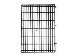"Easy Exercise Pen For Dogs 24"" - Black"