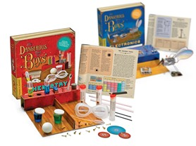 The Dangerous Book for Boys Science Kits