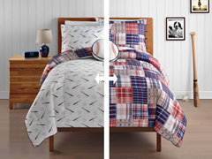 Homerun Bedding: Twin or Full