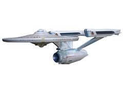 1:1000th Scale USS Enterprise NCC-1701-A