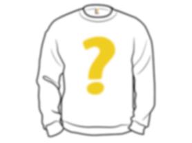 Random Printed Crewneck Sweatshirt