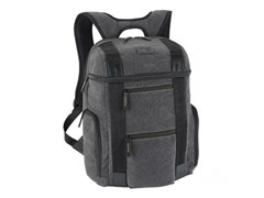 Urban Gear Canvas Backpack - Grey