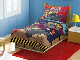 Tonka 4-Piece Toddler Bedding Set