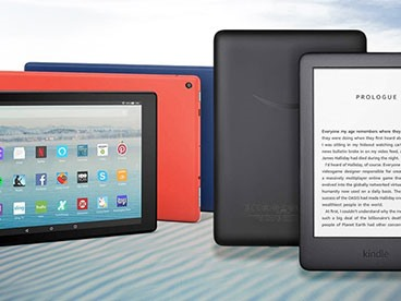 Amazon Tablets, Kindles and Accessories