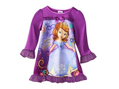 Princess Sofia Gown (2T-4T)