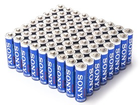 Sony STAMINA PLUS Batteries - 5 Sizes