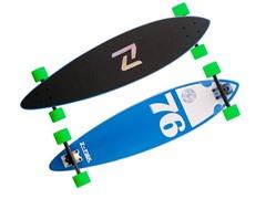 Z-Flex 38-Inch Longboard (Cyan)
