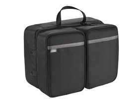 Tri-Compartment Organizer - Black