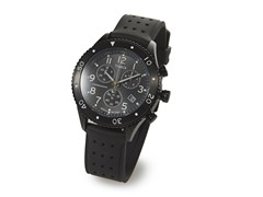 Timex T2M708 Men's Black Chronograph