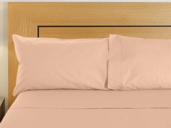 800TC Sheet Set - Peach Whip - Queen