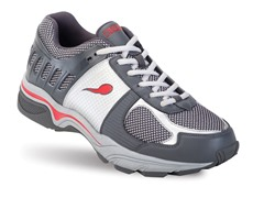 Men's Ballistic - Charcoal/Red