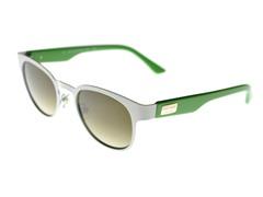 Kate Spade Arie Sunglasses, White