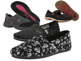 Women's BOBS & Ryka Comfort Shoes