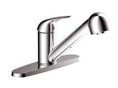 Estora Pull-Out Faucet, Chrome