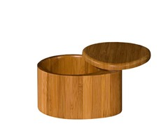 Totally Bamboo Large Salt Box